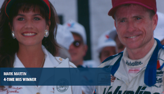 Mark Martin - Four Time Michigan International Speedway #NASCAR Winner