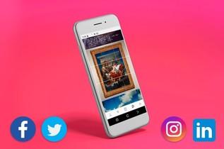 Premium: Diseño gráfico para redes sociales