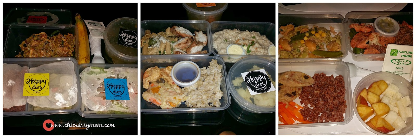 I'm a Happy 1200 Calorie-Dieter | Fave Diet Delivery in