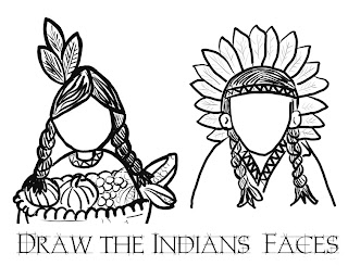 Native American Indian Coloring Pages Cartoon Coloring Pages