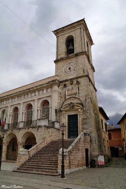 Norcia, Palazzo Comunale