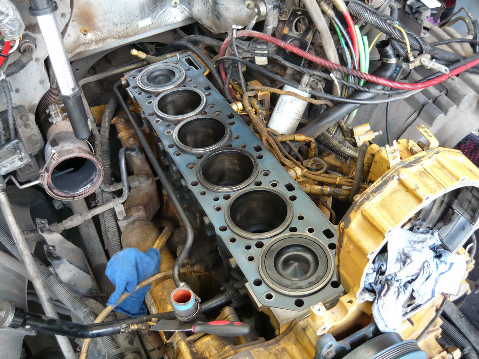 Cat C12 Engine Diagram Install Caterpillar Timing Gears Great Installation Of Rebuild Parts List