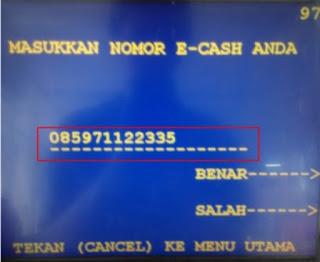 Hati-hati Penipu bermodus Mandiri e-cash