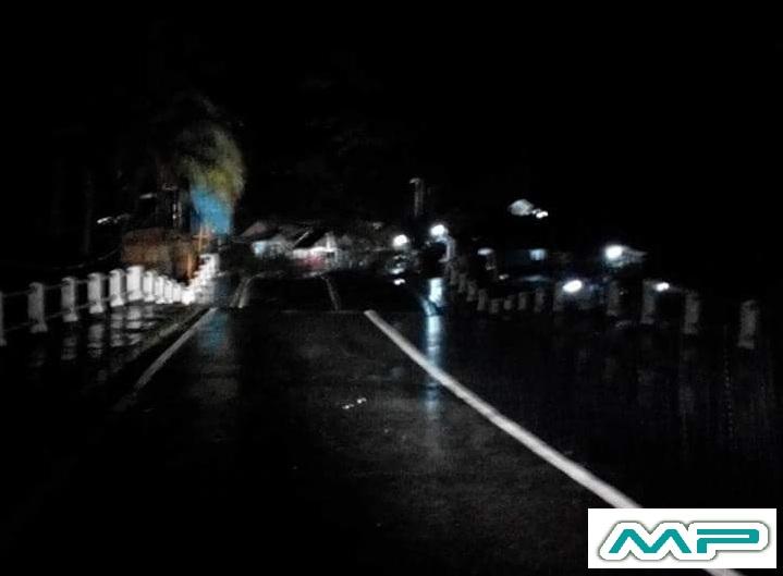 Inilah Jalur Altenatif Menuju dan Keluar Pangandaran Pasca Ambruknya Jembatan Putrapinggan