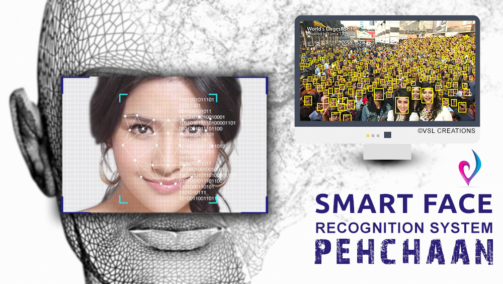 Smart Face Recognition System using Python & PHP build with dlib