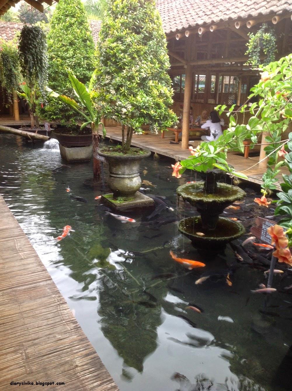 Waroeng Bamboe Lesehan Sidomulyo Batu Malang Food Travel And