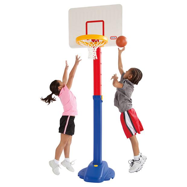 Nên chọn trụ bóng rổ trẻ em như thế nào?