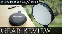 Neewer 16 Inch Portable Round Photography Softbox | Gear Review
