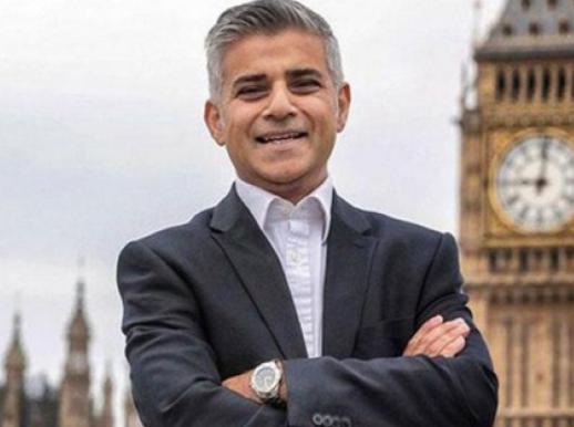 Sadiq Khan, Walikota Beragama Islam Pertama London