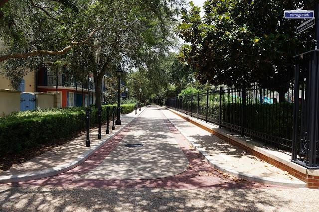 Visiting Port Orleans Resort at Walt Disney World: French Quarter + Riverside | CosmosMariners.com