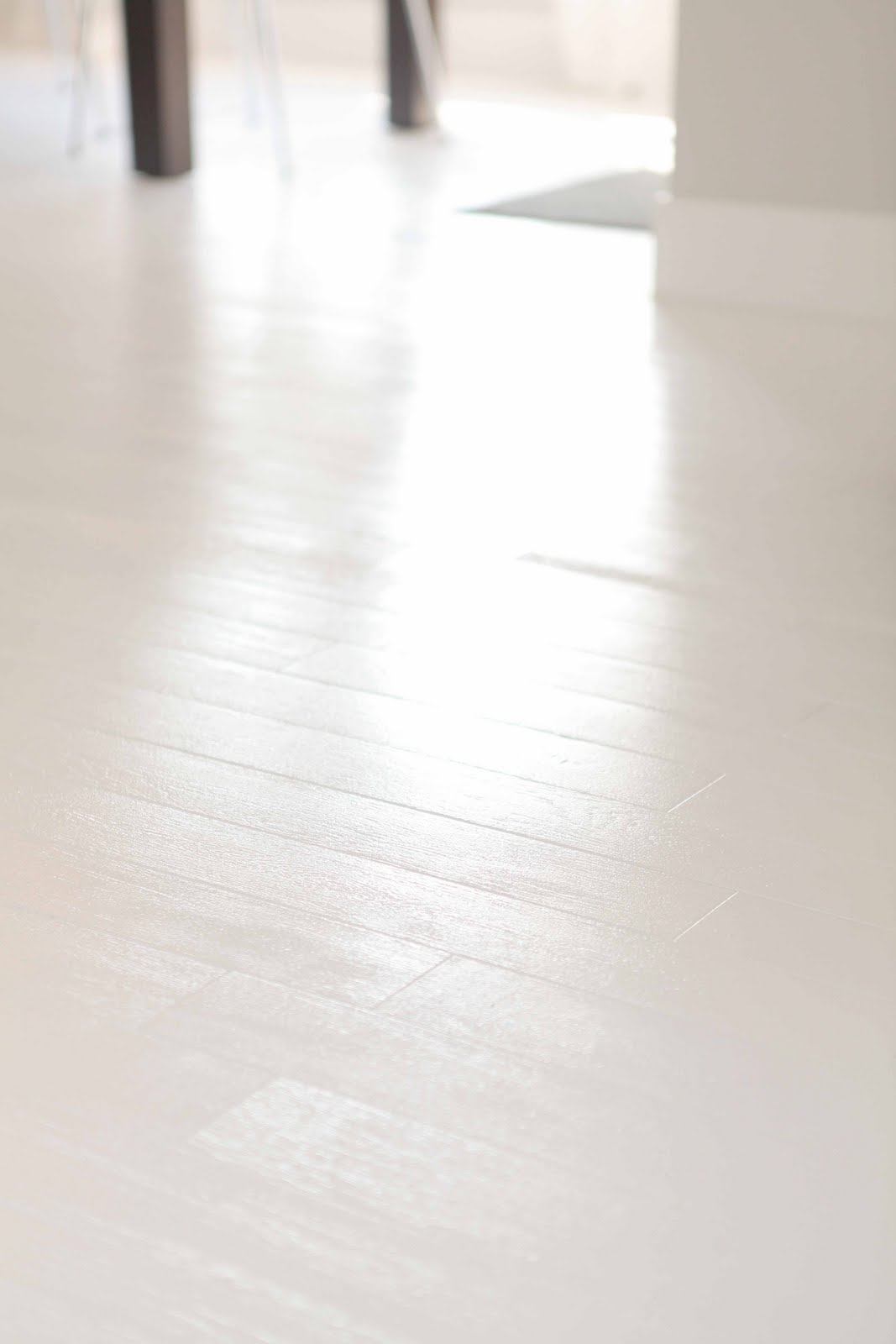 Beach House in The City white hardwood floors chapter 3