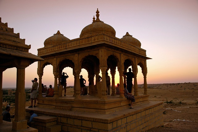 Vyas Chhatri in Jaisalmer