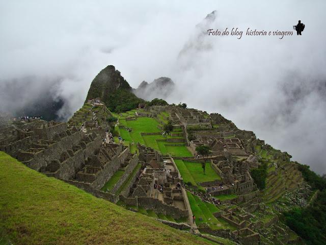 Cidade perdida dos incas - Peru