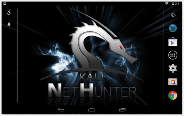 How to install Kali NetHunter on android