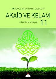 11. Sınıf Akaid ve Kelam Meb Yayınları Ders Kitabı Cevapları Sayfa 10