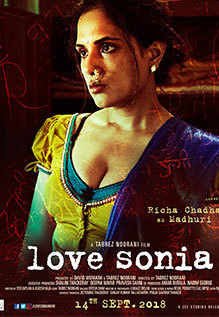 Love Sonia (2018) Hindi New 720p HQ Pre-DVDRip x264 900MB