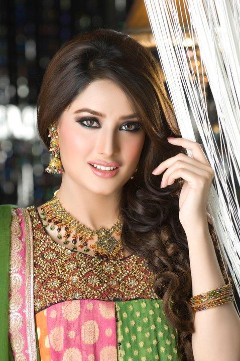 Party Makeup For Girls 2011 Fashion Pakistan Bridal