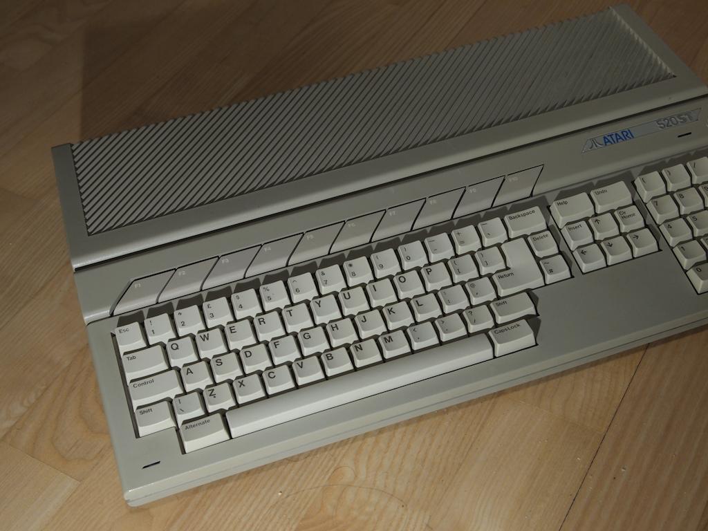 Old Machinery: Atari ST