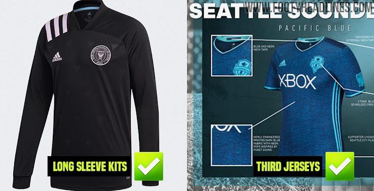 adidas mls to reintroduce third kits in 2021 long sleeve kits have returned footy headlines adidas mls to reintroduce third kits