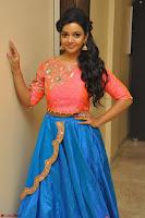 Nithya Shetty in Orange Choli at Kalamandir Foundation 7th anniversary Celebrations ~  Actress Galleries 039.JPG