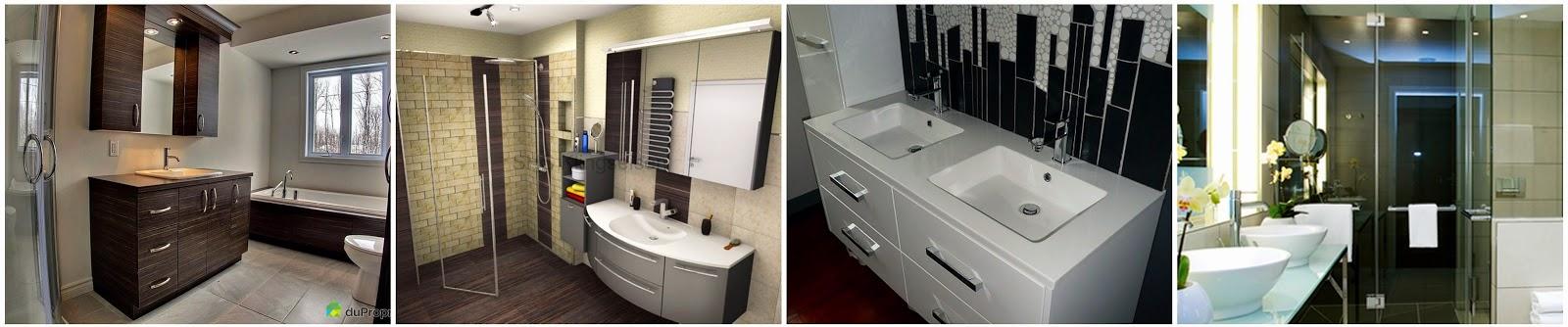 revêtement de sol salle de bain