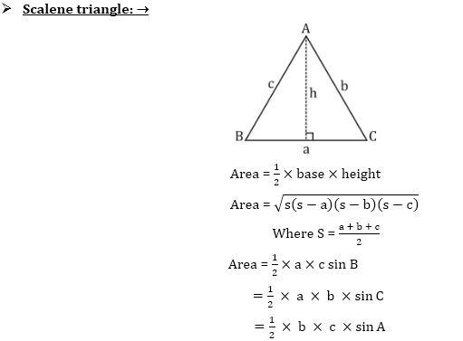 2D और 3D आकृतियों के लिए क्षेत्रमिति के सूत्र : जानिए कैसे करें क्षेत्रमिति के प्रश्न solve_50.1
