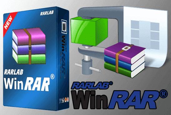 تحميل وتفعيل برنامج WinRAR 5.91 عملاق ضغط الملفات وتصغير حجمها اخر اصدار