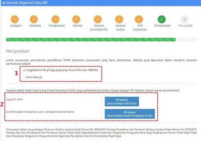 Cara Membuat NPWP Secara Online di Pajak Online