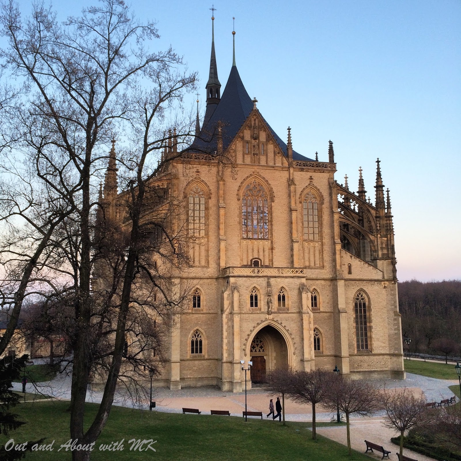 Visiting The Unesco Listed Cathedral Of St Barbara In Kutn Hora Jazz1 Sachet