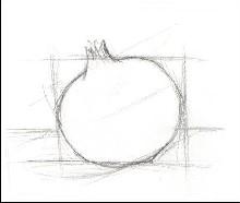 Kara kalem desen