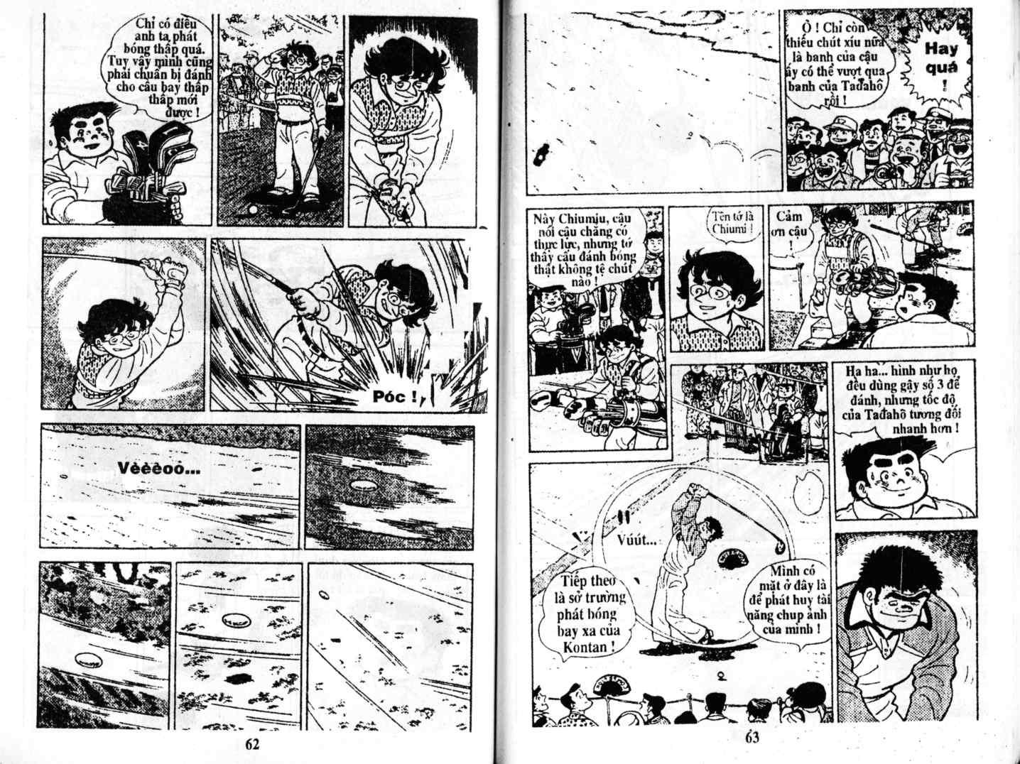 Ashita Tenki ni Naare chapter 3 trang 30