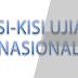 Download Kisi Kisi Ujian Nasional Lengkap