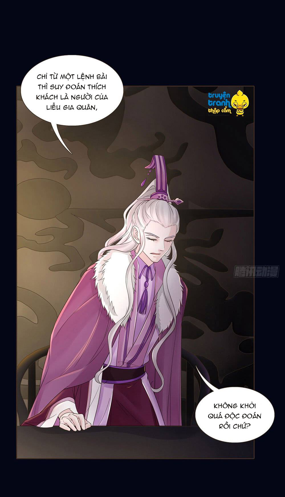 Đại Giá Thừa Tướng: Chapter 110