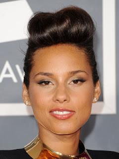 Fashion Hairstyles: Alicia Keys Hairstyles 2012 - Most ...