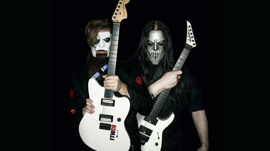 Jim Root Mick Thomson WANYK