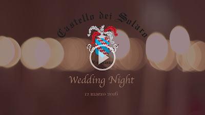 Castello dei Solaro - Video Youtube Wedding Night
