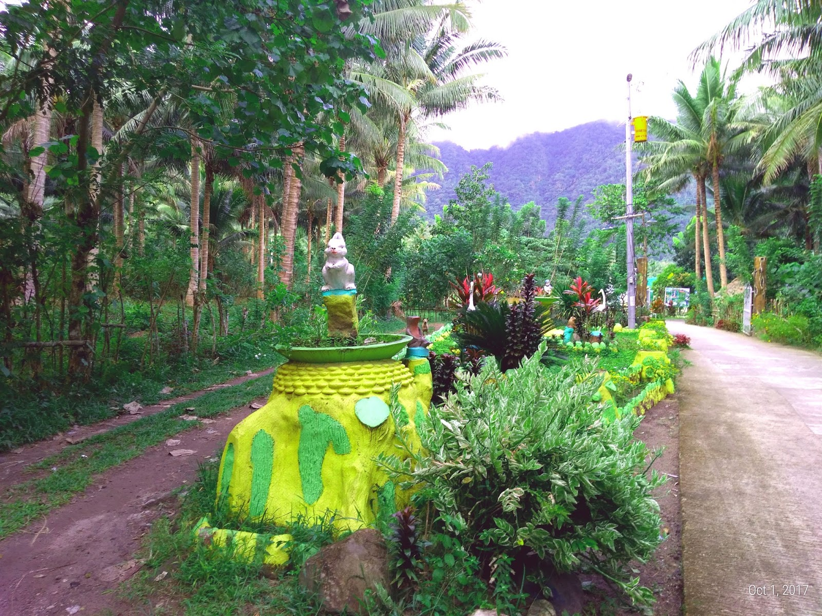 eco zoo park in irosin sorsogon