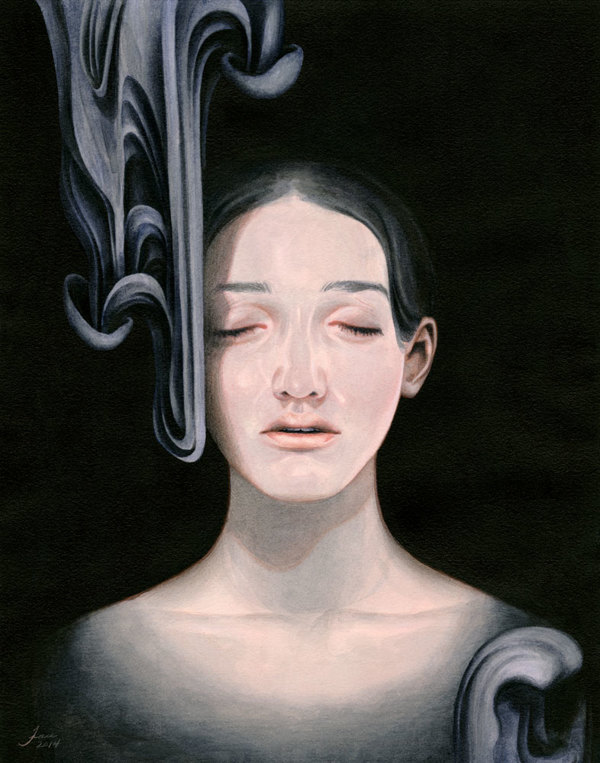 ©Tran Nguyen - New Works. Ilustración | Illustration