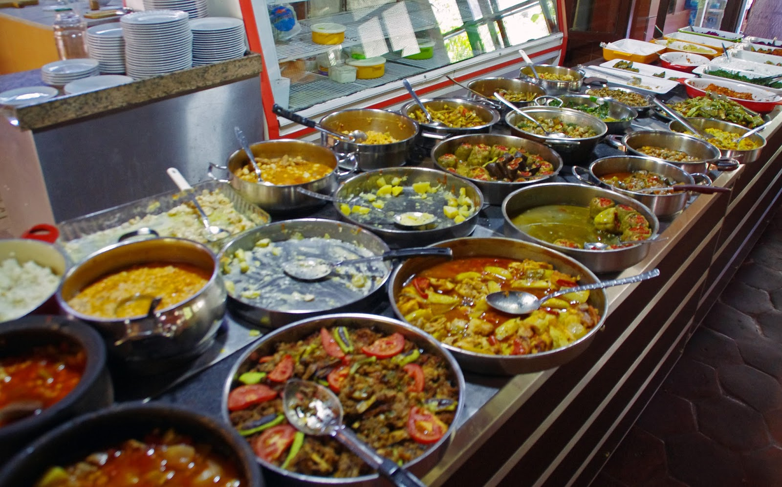 Turkish Lunch Buffet
