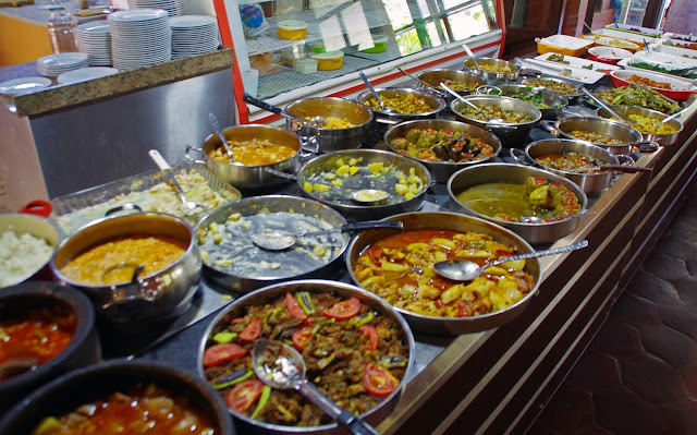 Turkish Lunch Buffet