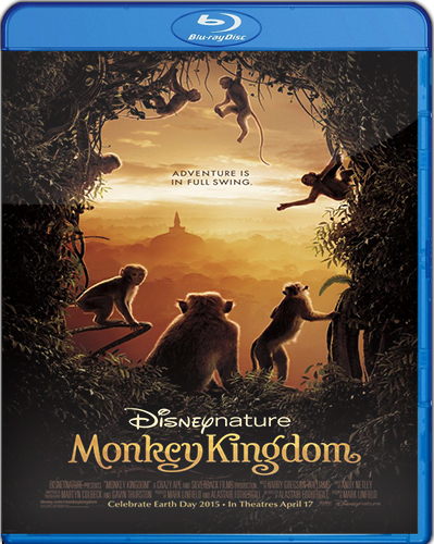 Monkey Kingdom [BD25] [2015] [Latino]