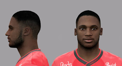 PES 2016 Marcus Coco (Guingamp) Face by Lucas