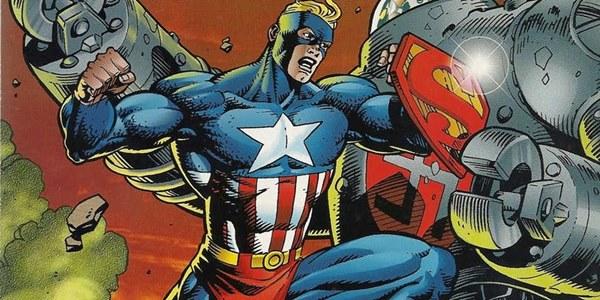 Super-Soldier amalgam comics universe