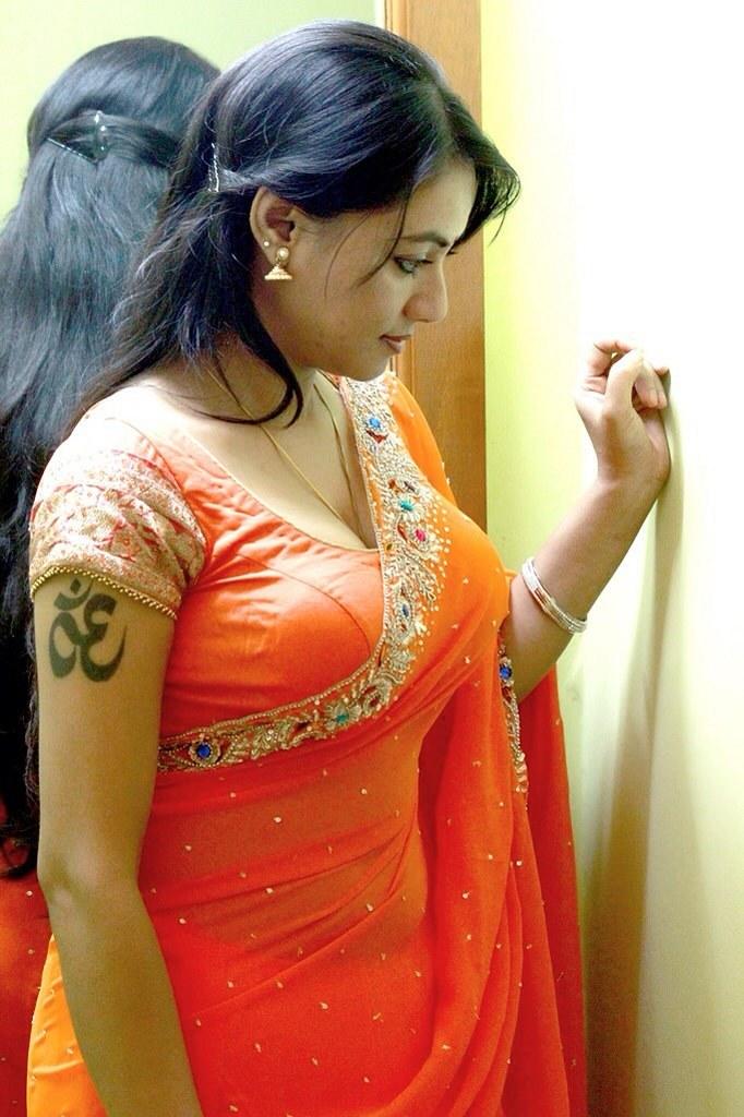 Actress Saree Hot Photos  Tamilxp-6962
