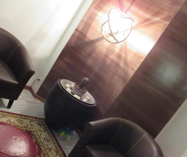 Finding pleasure Nilaya mystic Spa