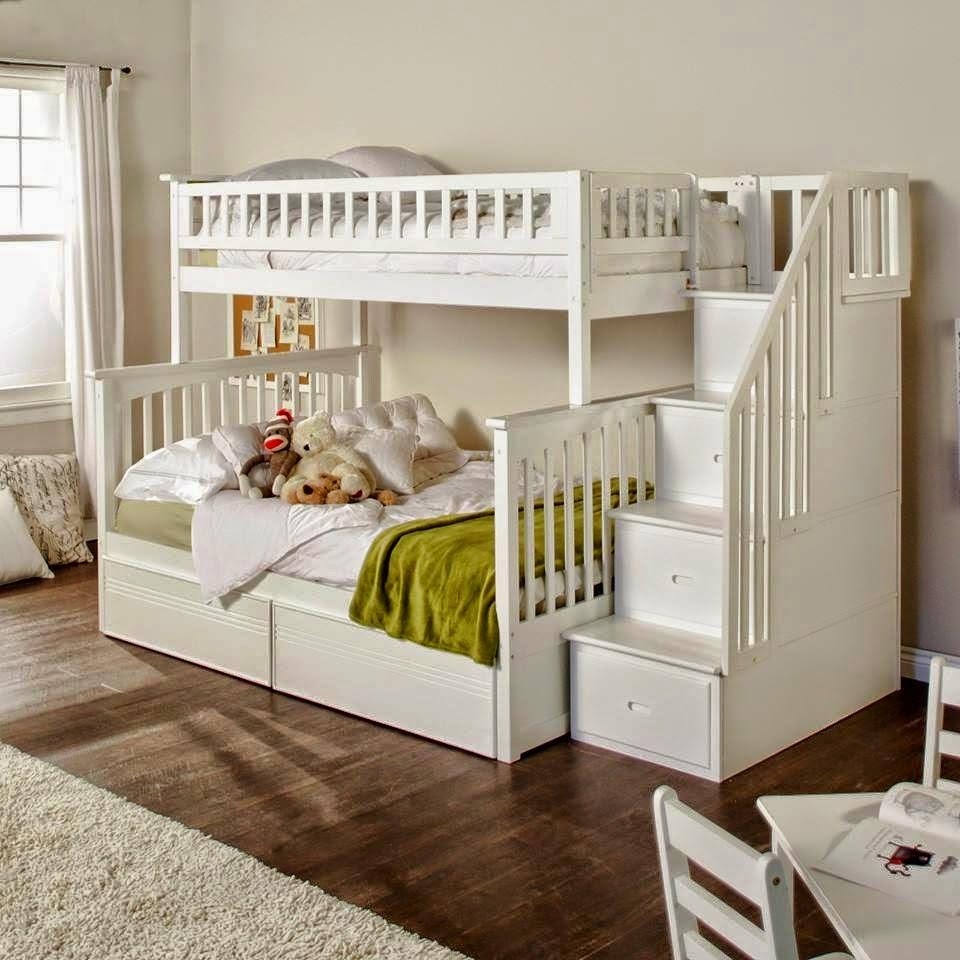 Kamar Bayi Perempuan dengan Tema Putri - Desain Interior ...