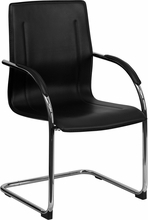 Modern Leather Guest Chair
