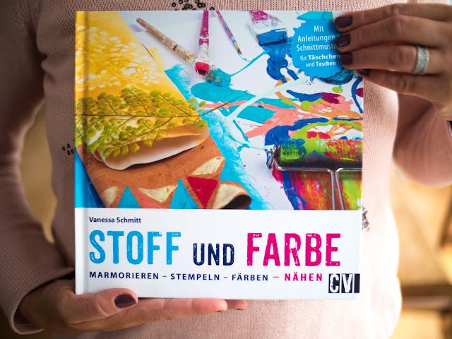 Gewinne das neue Textildesign- und Nähbuch 'Stoff und Farbe'