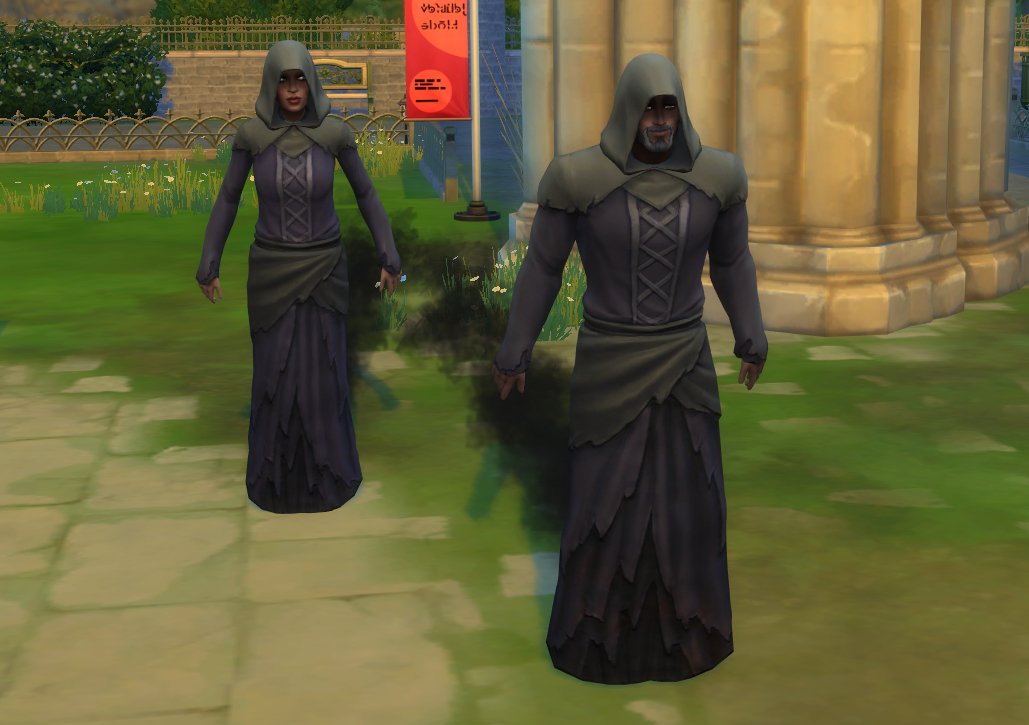 sims 4 how to turn a sim into grim reaper