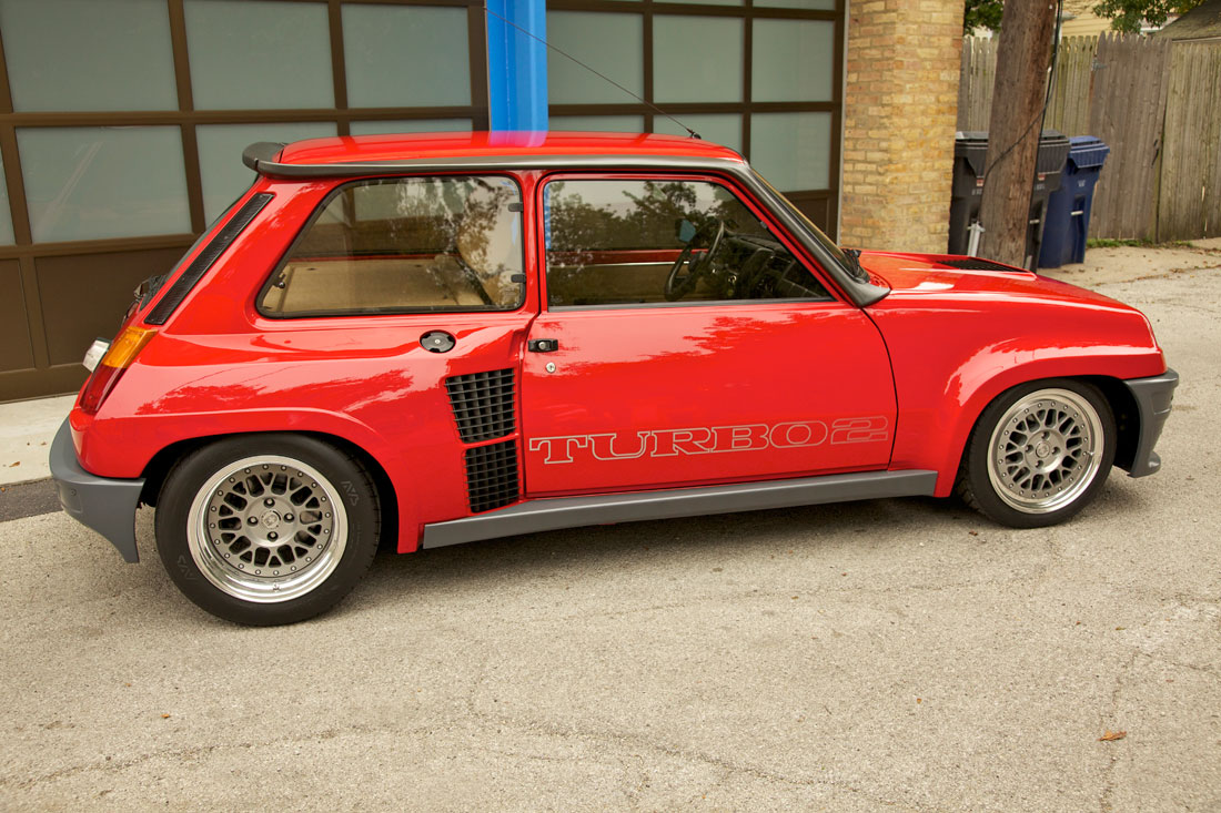 fab wheels digest f w d renault 5 turbo 1980 85. Black Bedroom Furniture Sets. Home Design Ideas
